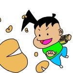 節分の豆まきに使うのは大豆です。鬼涙目のその理由とは