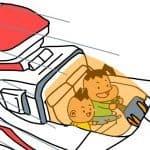 子どもがおもちゃにすぐ飽きる原因と対策
