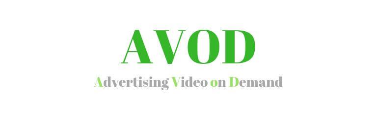 広告型動画配信(AVOD)